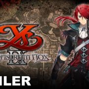 PS4版『イースIX -Monstrum NOX-』の海外発売日が2021年2月に決定!