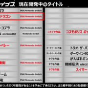 【9/25】『アケアカ』シリーズの今後の配信ラインナップが公開!『グリーンベレー』などが発表に!