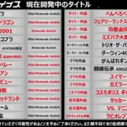 【9/27】『アケアカ』シリーズの今後の配信ラインナップが公開!『』などが発表に!