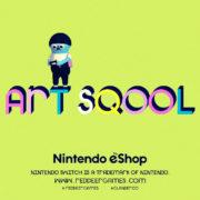 Switch版『ART SQOOL』が海外向けとして2020年後半に発売決定!