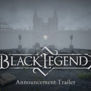 PS4&PS5&Xbox One&Xbox Series&Switch&PC用ソフト『Black Legend』の海外発売日が2021年3月25日に決定