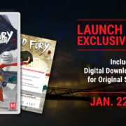 PS4&Xbox One&Switch版『Bladed Fury』の海外発売日が2021年1月22日に決定!