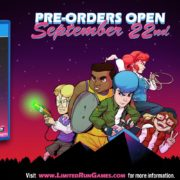 PS4&Switch版『Crossing Souls』のパッケージ版がLimited Run Gamesにて9月22日より予約受付開始!