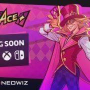 『Dandy Ace』がPS4&Xbox One&Switch&PC向けとして発売決定!