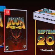 PS4&Switch版『DOOM 64』のパッケージ版がLimited Run Gamesにて9月25日より予約受付開始!