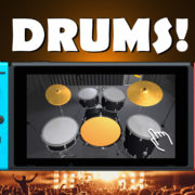 Switch用ソフト『Drums』が海外向けとして2020年9月10日に配信決定!