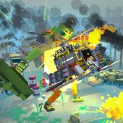 PS4&Xbox One&Switch&PC用ソフト『Dustoff Z』が海外向けとして10月15日に発売決定!