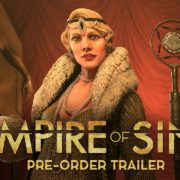 PS4&Xbox One&Switch&PC用ソフト『Empire of Sin』の海外発売日が2020年12月1日に決定!