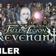 PS4&Switch用ソフト『Fallen Legion Revenants』の海外発売日が2021年2月に決定!