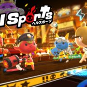 Switch用ソフト『Hell Sports(ヘルスポーツ)』が2020年10月1日に配信決定!