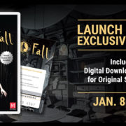 PS4&Xbox One&Switch版『Iris.Fall』の海外発売日が2021年1月8日に決定!