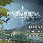 PS4&Switch&PC用ソフト『レジェンド・オブ・イサーナル』の発売日が2020年9月24日に決定!