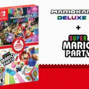 米国の小売店Targetが『マリオカート8 DX』と『スーパー マリオパーティ』のダブルパックパッケージを北米向けとして発売することを発表!