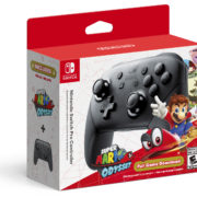 Walmartが「Nintendo Switch Proコントローラー+スーパーマリオ オデッセイ (ダウンロード版)」の予約販売を開始!