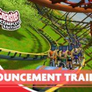 Switch&PC用ソフト『RollerCoaster Tycoon 3: Complete Edition』が海外向けとして2020年9月24日に発売決定!
