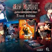 『ルートダブル -Before Crime * After Days- Xtend Edition』のパッケージ版がPSVita向けとして海外で発売決定!
