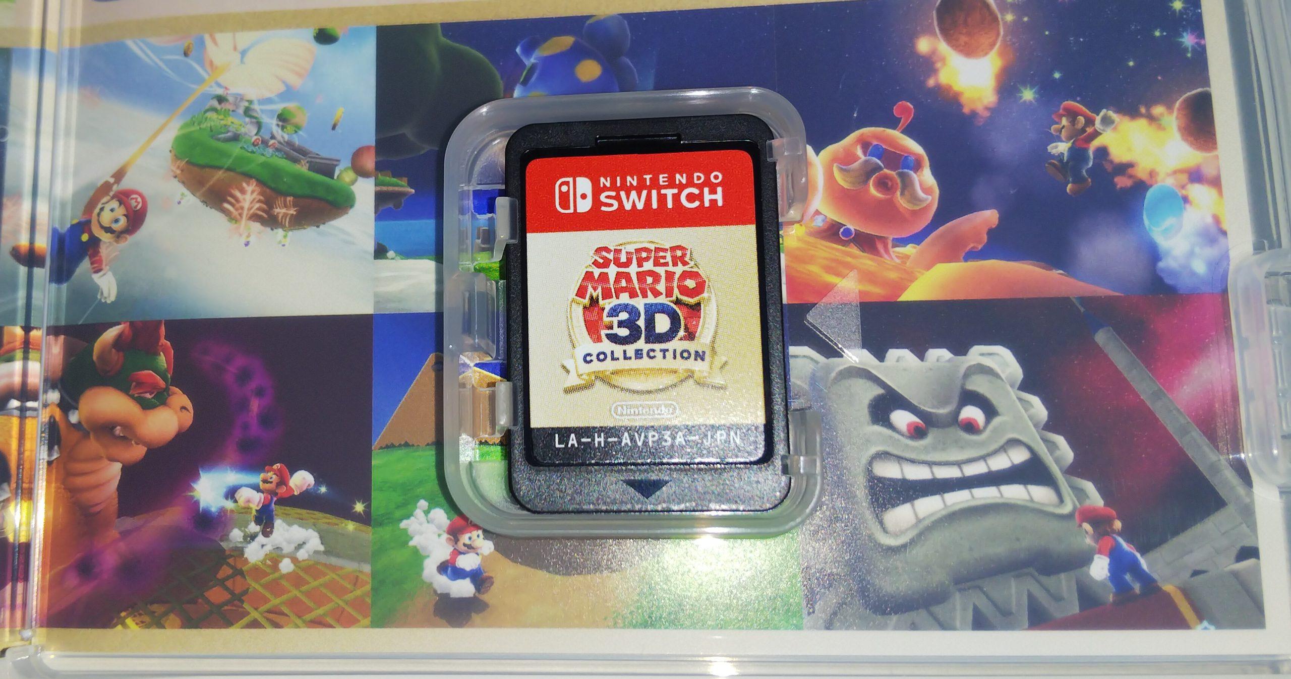 3d スーパー コレクション マリオ