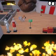 PS4&Switch&STEAM版『Supermarket Shriek』の海外配信日が2020年10月23日に決定!