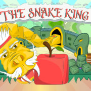 Switch用ソフト『The Snake King』が海外向けとして2020年9月10日に配信決定!