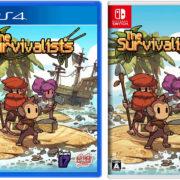 【更新】PS4&Switchパッケージ版『The Survivalists – ザ サバイバリスト』が2020年10月29日に国内発売決定!