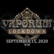 PC版『Vaporum: Lockdown』の海外発売日が2020年9月15日に決定!