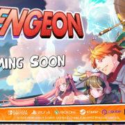 PS4&Xbox One&Switch版『Zengeon』の海外発売日が2020年から2021年に延期!