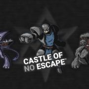Switch版『Castle of no Escape』が海外向けとして2020年10月15日に配信決定!