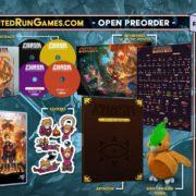 PS4&Switch版『Chasm』のパッケージ版が海外向けとしてLimited Run Gamesから発売決定!