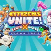 PS4&Switch用ソフト『シチズンズ・ユナイト!:アース×スペース』の発売日が2021年1月28日に決定!