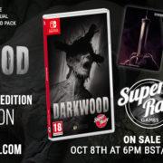 Switch向けパッケージ版『Darkwood』の詳細がSuper Rare Gamesから公開!