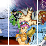 『ドラゴンクエスト ダイの大冒険 新装彩録版』1巻~3巻のカバーイラストが公開!