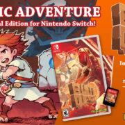 Switch版『Elliot Quest (エリエット・クエスト)』のパッケージ版が北米向けとして2020年11月6日に発売決定!