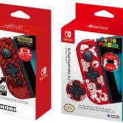 HORIから「携帯モード専用 十字コン(L)for Nintendo Switch」の新柄「スーパーマリオ」が海外向けとして2020年11月に発売決定!