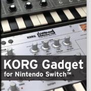 『KORG Gadget for Nintendo Switch』のパッケージ版が北米向けとして2020年12月4日に発売決定!