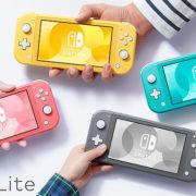 マイニンテンドーストアで『Nintendo Switch Lite』の販売が再開!【10/23】