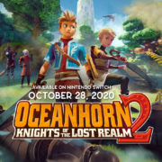 Switch版『Oceanhorn 2: Knights of the Lost Realm』の発売日が2020年10月28日に決定!