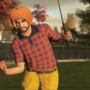 PS4&Xbox One&Switch&PC用ソフト『ゴルフ PGAツアー 2K21』の最新アップデート トレーラーが公開!