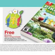 米国の小売店Targetが『ピクミン3 デラックス』の予約購入特典を発表!
