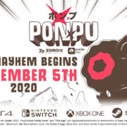 PS4&Xbox One&Switch&PC用ソフト『Ponpu』が海外発売日が2020年11月5日に決定!