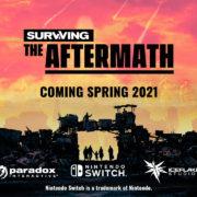 Switch版『Surviving the Aftermath』が海外向けとして2021年春に発売決定!