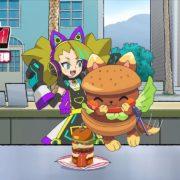 Switch用ソフト『タベオウジャ』の世界観ショートアニメ「Vol.5 神カワ!ジューシーハンバーガーを召し上がれ!」が公開!