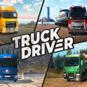 Switch版『Truck Driver』が2020年11月17日に国内発売決定!