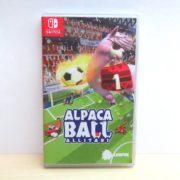 Switch向けパッケージ版『アルパカボール オールスター』の開封動画が公開!