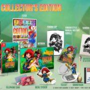 PS4&Switch用ソフト『コットン リブート!』のパッケージ版が海外向けとしてStrictly Limited Gamesから発売決定!