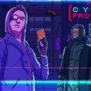 Switch用ソフト『Cyber Protocol』が国内向けとして2020年11月26日に配信決定!サイバーパンクなアーケードパズルゲーム