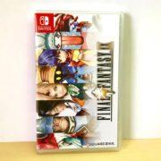 Switch版『Final Fantasy IX』のパッケージ版の開封動画が公開!