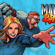 PS4&Xbox One&Switch&PC用ソフト『Mayhem Brawler』が2021年に発売決定!