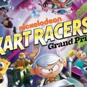 Switch用ソフト『ニコロデオン カート レーサーズ 2:グランプリ』が2020年11月19日から配信開始!