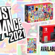 『Nintendo Switch Just Dance 2021セット』がアラブ首長国連邦でリリース!