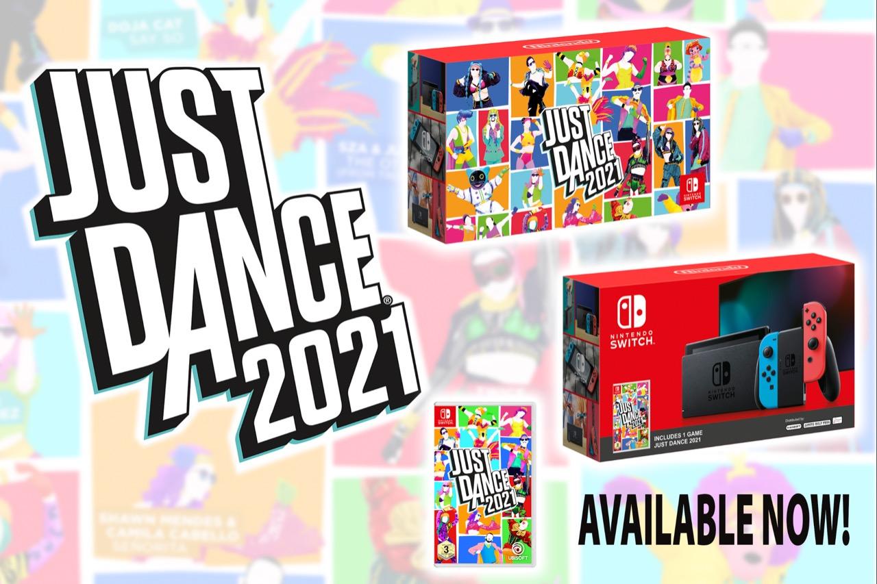 ダンス switch ジャスト 『ジャストダンス2022』が11月4日に発売決定。シンガー、ダンサー、俳優のトドリック・ホールとコラボ【E3 2021】